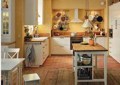 20 Cozinhas Ikea catálogo 2015