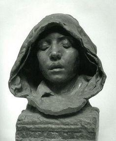 camille claudel le psaume 1889 sculpture en bronze musée boucher de perthes rmn grand palais paris stéphane maréchalle abbeville musée boucher de perthes 2011