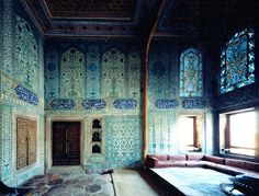 The Topkapi Palace photographed by Simon Watson