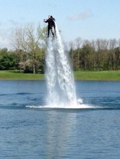 How to Ride a Real Jet Pack! - The Columbus Experience