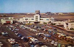 Lockheed Air Terminal in the (now Bob Hope Airport) Burbank California, Southern California, California History, Vintage California, Toluca Lake, San Fernando Valley, Valley Girls, Los Angeles Area, Famous Places