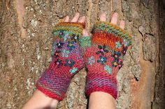 Ravelry: lindsaymudd's Mitts for Me!