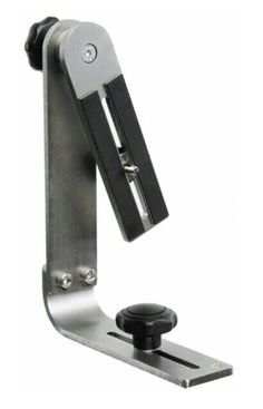 Light and affordable 360º panoramic head adapter from www.panoheadsv360.com $118 incl shipping