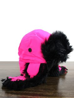 Luckless Clothing Co | The Aviator ( Neon Pink )