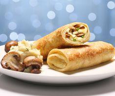 Gourmand magazine vous propose une recette pour faire de délicieuses galettes aux champignons. Goûtez-y, vous allez adorer !