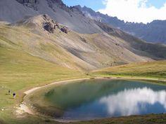 (15) Lac de Souliers Alpes Haute Provence