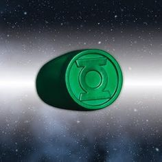 Black Friday Blackest Night Green Lantern Ring Authentic DC Comics Plastic from DC Comics Cyber Monday
