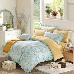3 Piece Duvet Cover and Pillow Shams Bedding Set