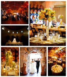 "Wedding Venue: Jacuzzi Family Vineyard A ""Bliss"" Celebration"