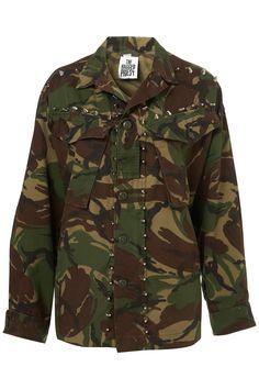 Camouflage Jacket T.S