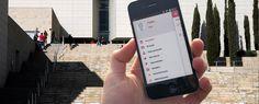 La Universidad de Murcia crea una aplicación móvil para los usuarios de la Biblioteca   http://www.um.es/actualidad/gabinete-prensa.php?accion=vernota&idnota=53521