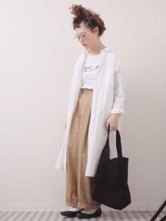 もちろん中にはヒートテック パート2 Duster Coat, Normcore, How To Wear, Jackets, Closet, Style, Fashion, Down Jackets, Swag