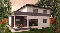 Model 138mp   Case de top Style At Home, Design Case, Home Fashion, Home Projects, House Plans, Shed, Backyard, Exterior, Outdoor Structures
