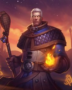 #WOW | Archmage Khadgar (Frontline)