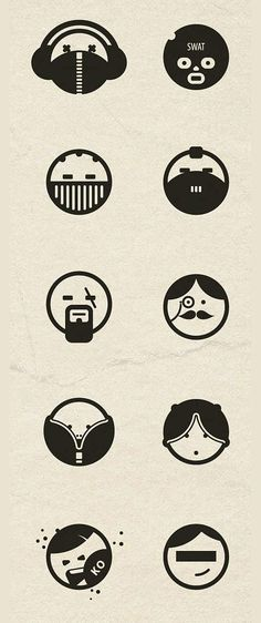 Modern Pictograms – Fruits of Millenniums of Evolution