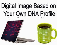 Digital Image Based in Your Own DNA Profile
