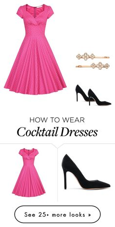 """Untitled #450"" by rainbowcat411 on Polyvore featuring Henri Bendel and Gianvito Rossi"