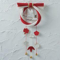 遊中川正月飾り福鈴なり飾り                                                                                                                                                                                 もっと見る