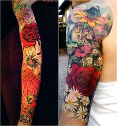 tatuagens-com-flores Mais