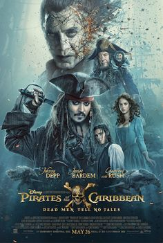 """Pirates Of The Caribbean : Dead Men Tell No Tales"" Newest Trailer, Featuring Young Jack"