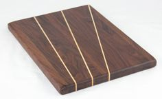 Walnut & Hickory Butcher Block Cutting Board / by BlueMtnWoodworks, $100.00