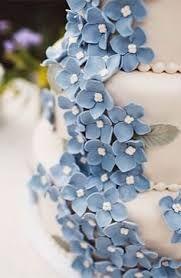 Výsledek obrázku pro forget me not wedding cakes