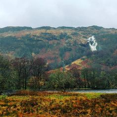 British summer time started last week. Obviously. #robroy #droversinn #lochlomond #waterfall #scotland by bergs79.js