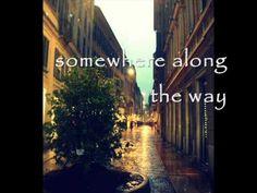 Somewhere Along the Way by Nat King Cole W/ Lyrics