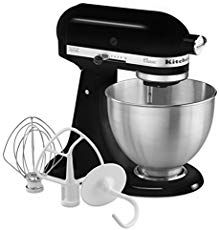 KitchenAid Classic Series Stand Mixer, Onyx Black - This was exactly what I needed.This KitchenAid that is ranked 2322 in the A Small Kitchen Appliances, Kitchen Aid Mixer, Kitchen Gadgets, Cool Kitchens, Kitchen Tools, Kitchen Small, Kitchen Things, Kitchen Supplies, Kitchen Utensils