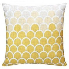 Hot Springs Ombre Cushion