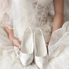 Como acertar na escolha do sapato de noiva