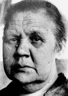 Alexander Rodchenko's mother