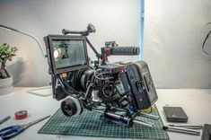 Current Rig Set up. . . . . . #sonya7sii #sony #35mm #4k #shoot #film #cinematic #camerarig #rig #smallhd #easyrig #smallrig #acam #onset #shortfilm #followfocus #redcamera #arrialexa #alexa #8k #indiefilm #a7sii #magicarm #vmount #A7siikit #SonyA7Siiaccessories #SonyA7siirig #A7siicage #a7siirig #sonya7siikit #sony #a7s2 #a7sii