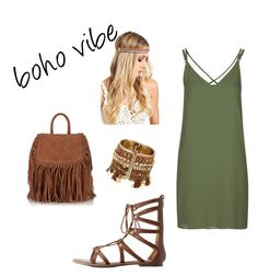 """""""boho vibe"""" by bellafawxo on Polyvore featuring Topshop, Charlotte Russe, Superdry, Hipster, indie and boho"""
