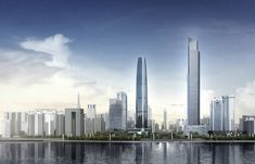 CTF Guangzhou / KPF,© KPF