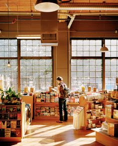The Elliott Bay Book Company - This place looks cool!