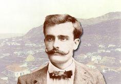 Eugénio Tavares, 1867-1930, poeta, escritor, compositor e jornalista do período Pré-claridoso. Nasceu na ilha Brava.