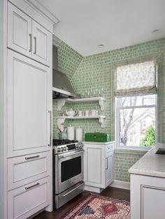 Small Lake Cottage  Charming Home Tour  Lake Cottage Kitchen Gorgeous New York Kitchen Design Style Review