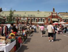 At Hietalahti market square you'll find a popular outdoor flea market, especially in summertime. The market is open all year when the weather permits. Visual Map, Helsinki, Summertime, Street View, Marketing, Places, Weather, Popular, Outdoor