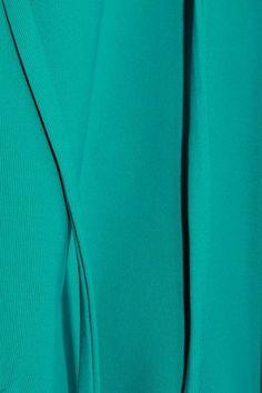 Melissa Odabash - Casablanca Halterneck Swimsuit - Green - UK