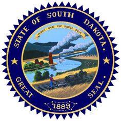 South Dakota - state seal