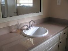 Laminate Countertop Paint Uk : paint a laminate countertop more house diy decor ideas paint laminate ...