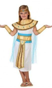 Disfraz de Egipcia Salama niña