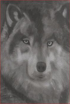 Wolf by Renee Michelle Wenker