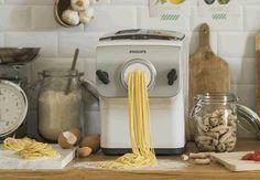 Philips Pasta Maker, pasta fresca e pasta fatta in casa in 10 minuti, ricette per pasta fresca