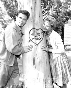180 best classic tv shows images old tv shows classic tv souvenirs 1942 Cadillac Series 63 wally on leave it to beaver with one of his on the series girlfriends in the end of the show this one was julie who was former mouseketter cheryl