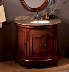 "ZEUS 36"" VANITY 329.95 Mayfair.com"
