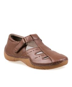 Take a look at this Brown Starling Shoe by Propét on #zulily today!