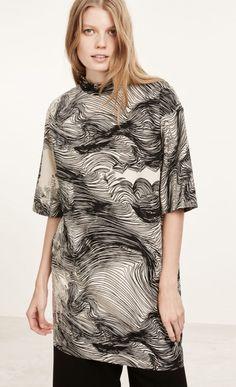 Ines Simpukka  dress