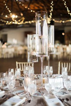 Eclectic Floating Candle and Votive Centerpiece | Simply Charming Socials | Summeroar Studio | Rachel Red Photography https://www.theknot.com/marketplace/rachel-red-photography-charleston-sc-877572